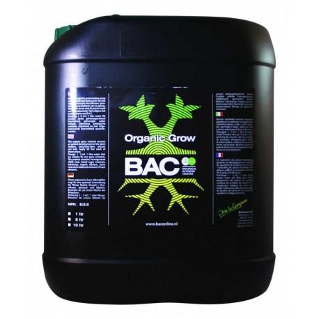 BAC Biologische groei