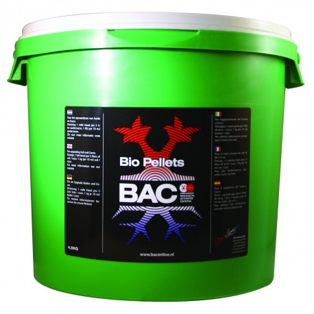 BAC Bio Korrels 4,5 kilo