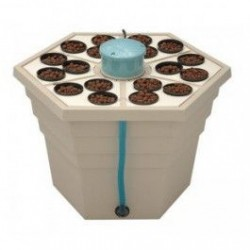RainForest2® 3'' 12v 18 x pot 7.5cm
