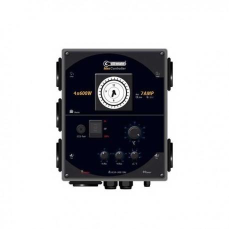 Cli-mate mini-controller 7 ampere 2 aansluitingen