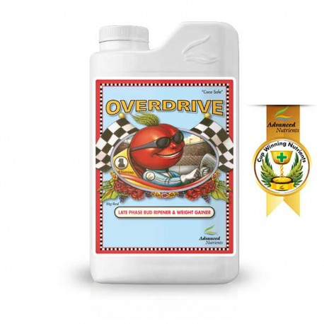 Overdrive 1 liter - Advanced Nutrients