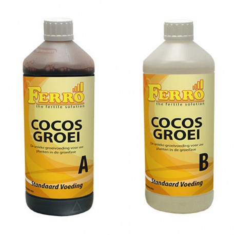 Ferro Cocos Groei A+B