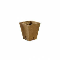 Jiffy pot 8x8x8 cm