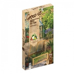 Grow-it Kweekkas hout koude bak