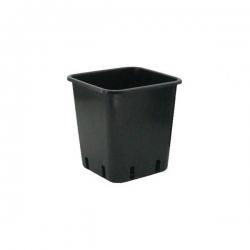 Pot vierkant PP 11 Liter Italie