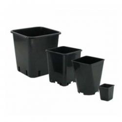 Pot vierkant PP 18 Liter 10 stuks