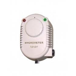 Faran Hygrostaat 10-80% Sekkerklaar