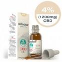 Cibdol 4% CBD olie 30ml