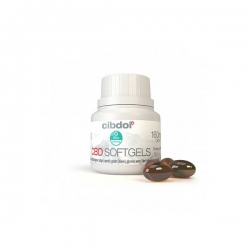 CIBDOL – CBD Softgel Capsules 4%