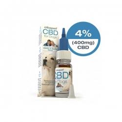 Cibapet 4% CBD olie voor honden