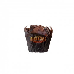 Chocolate Haze Muffin met CBD