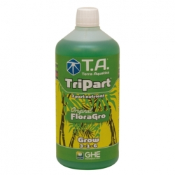 GHE / Terra Aquatica TriPart FloraGro  1 liter