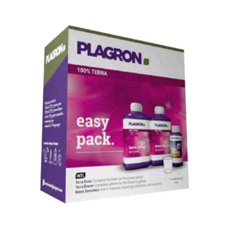 Plagron Easy Pack 100% Terra