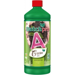 Dutch Pro Aarde A+B Groei 1 liter