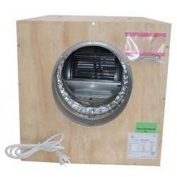 MDF softbox 700m3 met loshangend Torin slakhuis