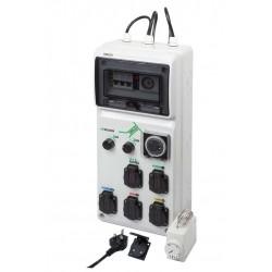 Davin mini-grower 4 aansluitingen 2,4 kW