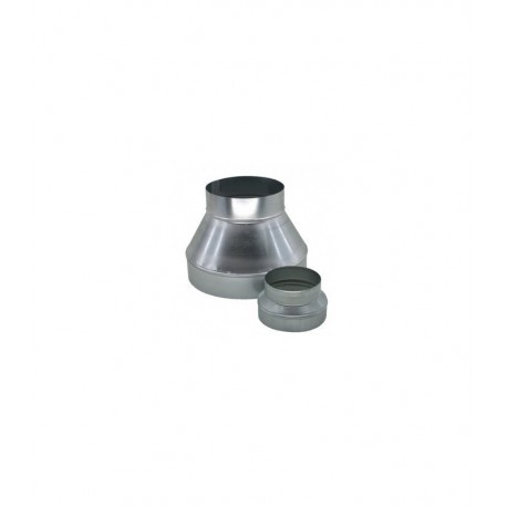 Verloopstuk 100 / 125 mm