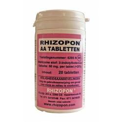 Rhizopon tablet AA 20 stuks