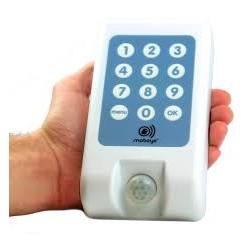 Mobeye Alarm met GSM Module